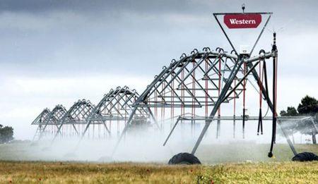 Western irrigation